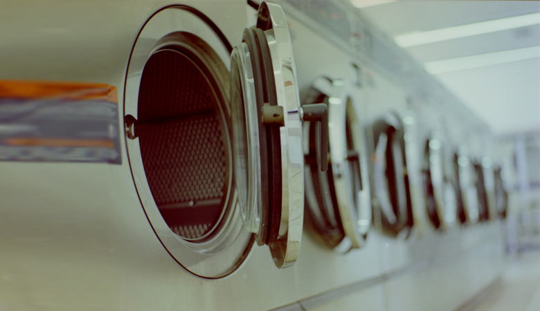 Washing Machines in Laundry